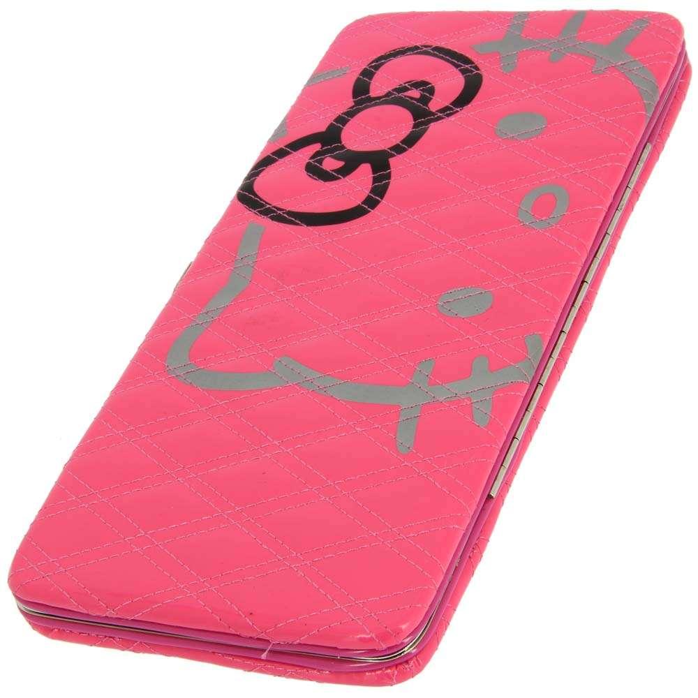 Hello Kitty Pink Travel Jewellery case