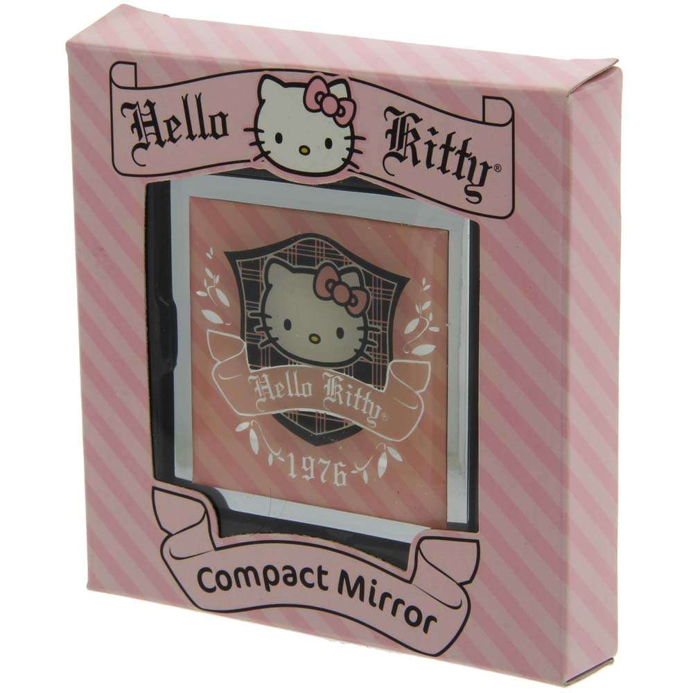 Hello Kitty Prep 1976 Compact Mirror