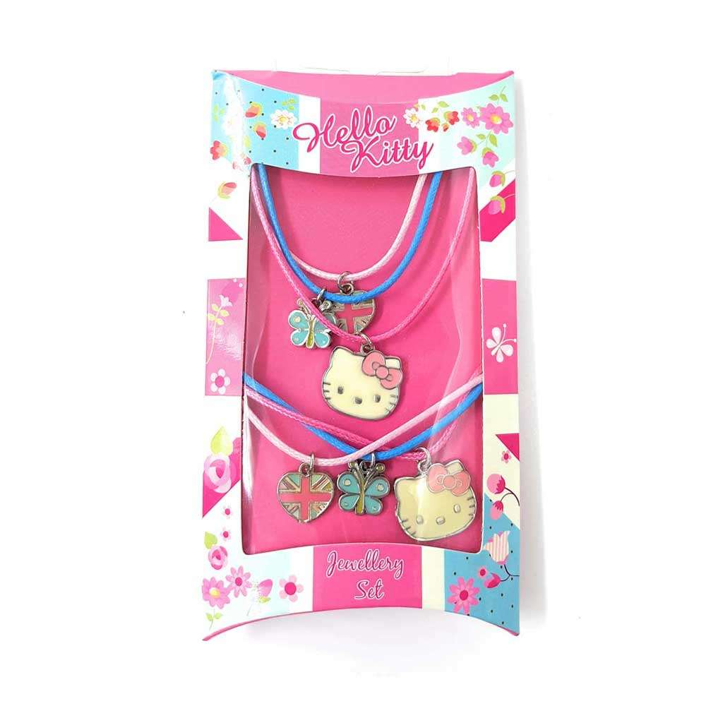 Hello kitty Blossom Dream Kids Jewellery Set