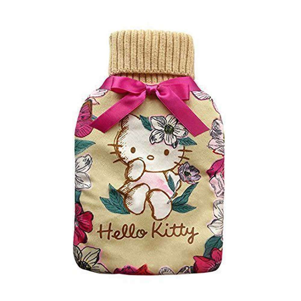 Hello Kitty Hot water bottle & Cover set – Vintage – 1 Ltr