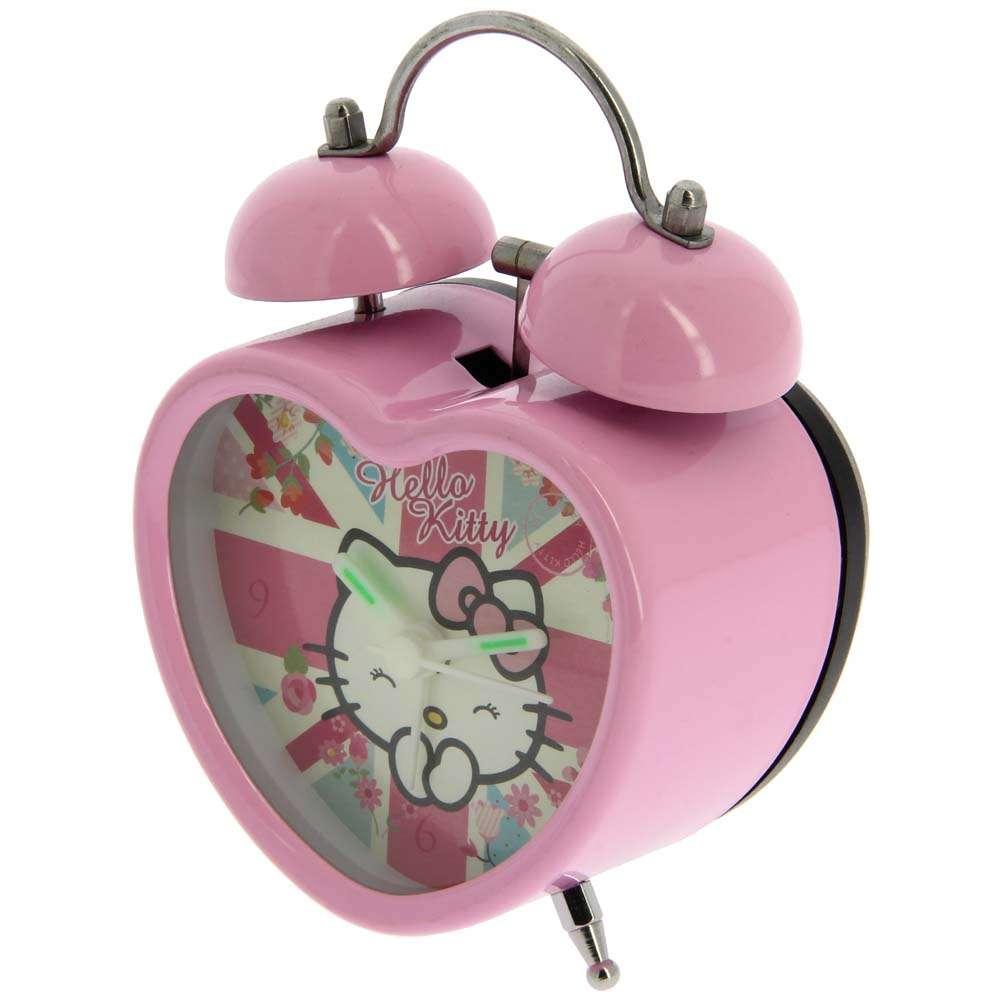 Hello Kitty Blossom Dreams Alarm Clock (heart shape)