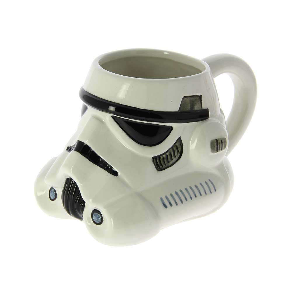 Star Wars Ceramic 3D Stormtrooper Mug