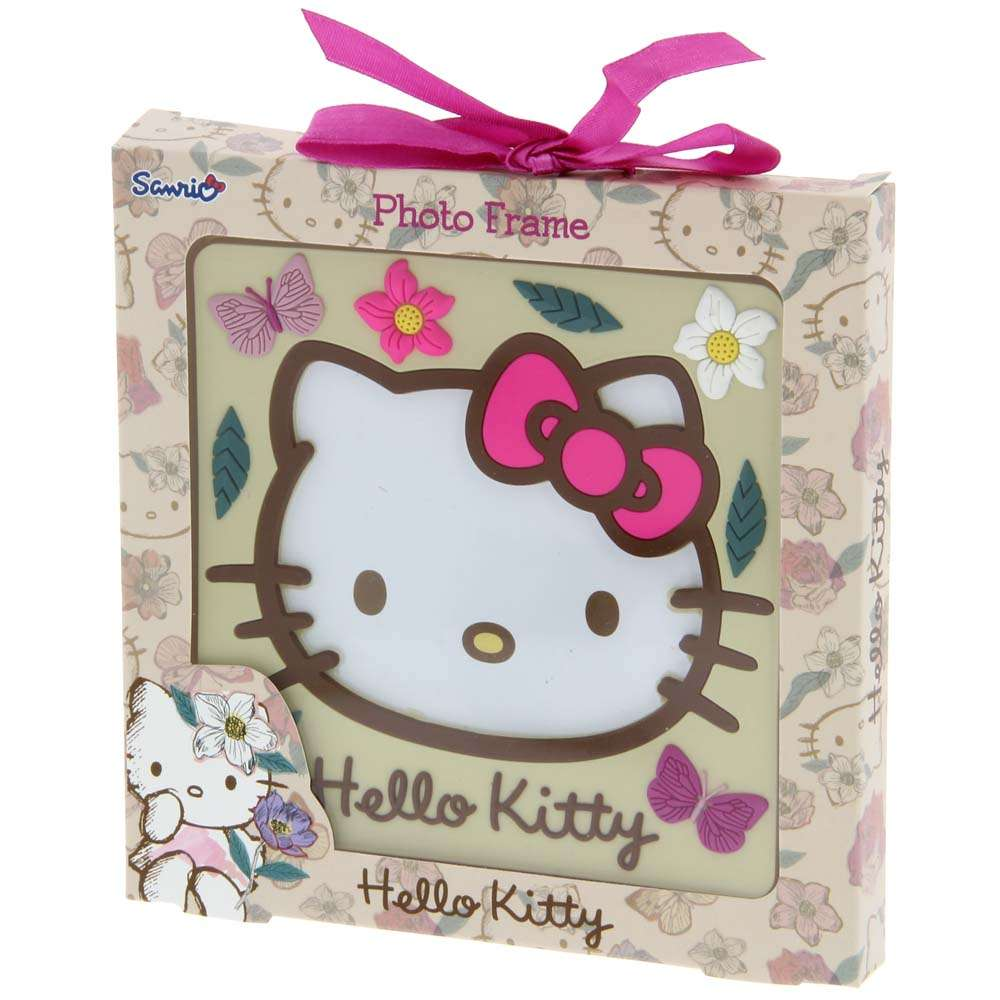 Hello Kitty Vintage Photo Frame